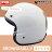 加贈抗UV鏡片 EVO安全帽 熊大 莎莉 白 正版授權 半罩 復古帽 LINE卡通明星 詹姆士 兔兔 耀瑪騎士 1