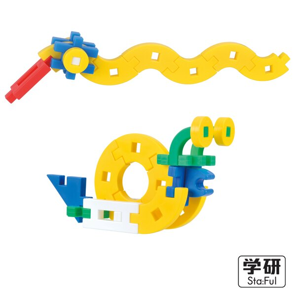 Gakken學研益智積木 - 新入門組合 2 2