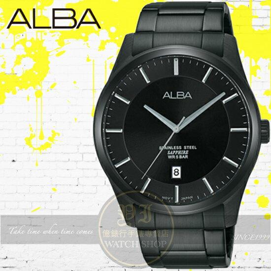 ALBA劉以豪代言簡約時尚超人氣腕錶VJ42-X211SDAS9C91X1公司貨