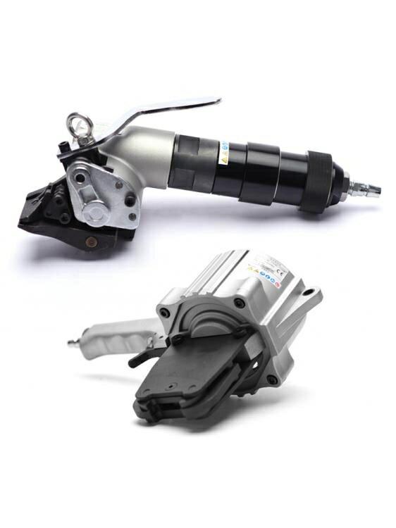捆扎機 永派FTL分體式鋼帶打包機19-32鐵皮帶捆扎機氣動自動拉緊器手提分離式
