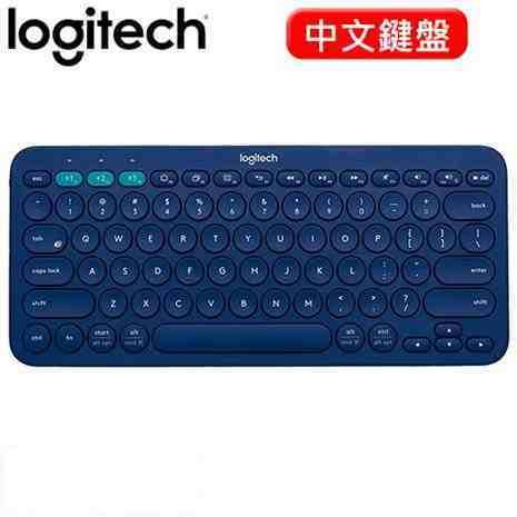 Logitech 羅技 K380藍牙鍵盤 / USB-藍色(920-007593)★★★全新原廠公司貨含稅附發票★★★