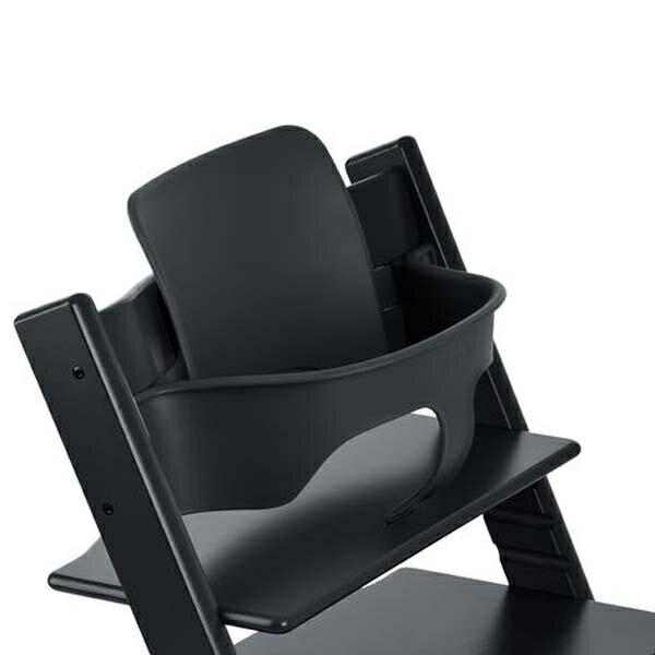 STOKKE Tripp Trapp®成長椅配件-嬰兒套件(黑色) - 限時優惠好康折扣