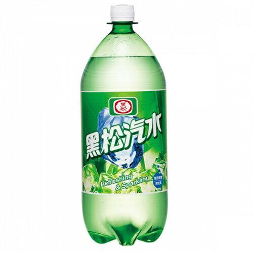 黑松 汽水 2000ml (6入)/箱【康鄰超市】