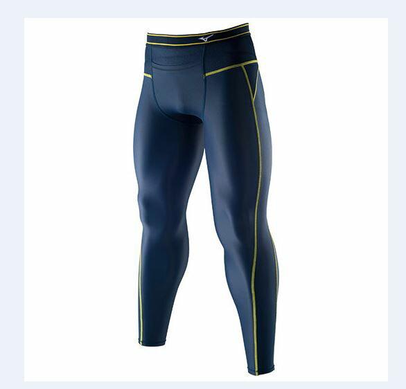 [陽光樂活] MIZUNO美津濃 BIO GEAR緊身褲 男款 BG3000R 機能壓縮緊身褲 A60BP-37083