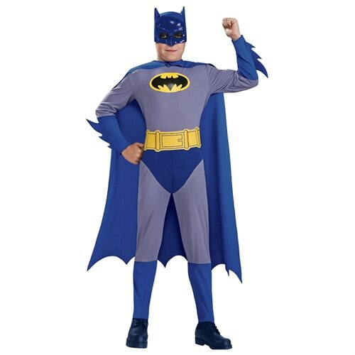 The Brave and The Bold Child Batman Costume 0