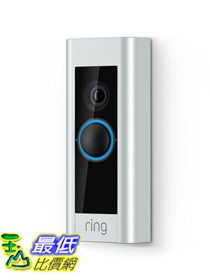 <br/><br/>  [106美國直購] Ring Video 門鈴 Doorbell Pro (Wiring Required)<br/><br/>