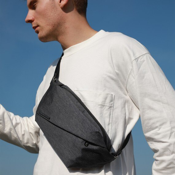 NIID&URBANATURE | RADIANT R0 機能胸包 兩色可選 1