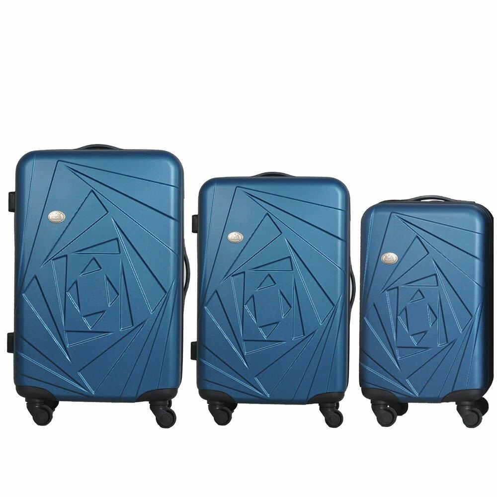 Mon Bagage 巴黎風情系列ABS輕硬殼 28寸 24寸 20寸 三件組 旅行箱 行李箱 2