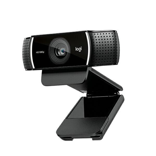 【滿888折$100+點數大回饋】Logitech 羅技 C922 HD 1080P 視訊攝影機
