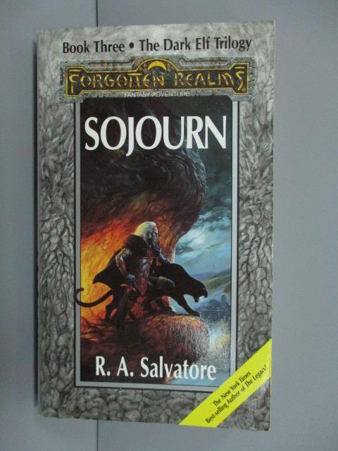 【書寶二手書T7/原文小說_MRL】SOJOURN_R.A.Salvatore