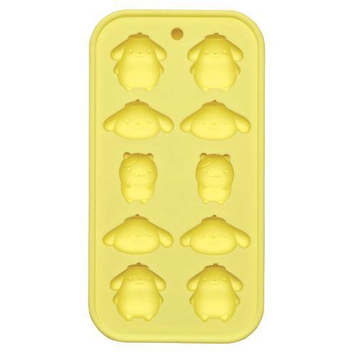 【百倉日本舖】日本進口 布丁狗10格製冰盒/點心模型/冰塊模型