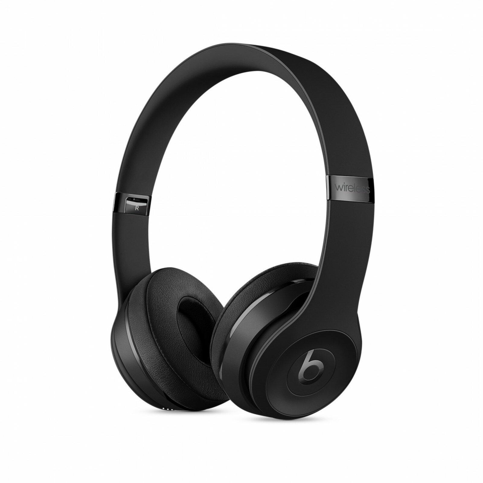 Apple Beats Solo3 Wireless On-ear Headphones - Black 2