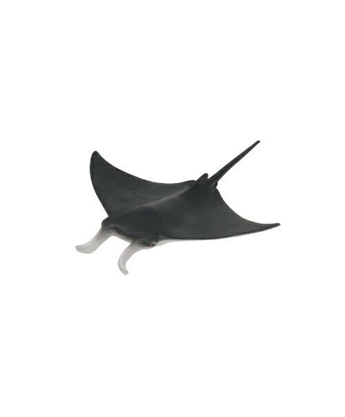 【美國B.Toys感統玩具】Terra 海洋世界-鬼蝠魟【紫貝殼】