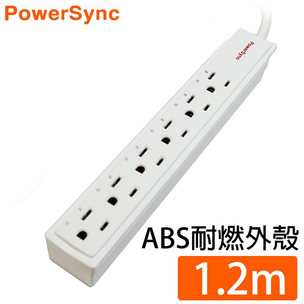 ~群加 Powersync~MX3防雷擊突波3插6座電源延長線  1.2M ^(PWS~K