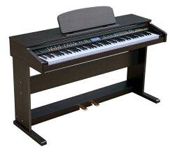 Jazzy 88鍵 DP3000電鋼琴,鋼琴三踏板+力度感應鍵+鋼琴直取音,液晶顯示,非電子琴 手捲鋼琴