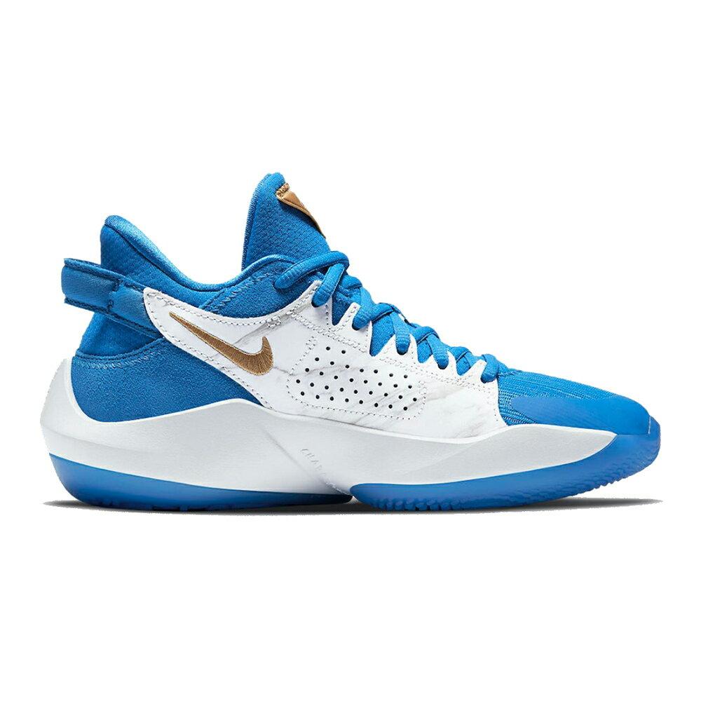 【滿千折$100】NIKE FREAK 2 SE (GS) 藍 大童 女 明星款 字母哥 避震 包覆 運動 籃球鞋 CZ4177408