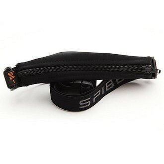 SPIBELT彈性腰包 (加大款-黑鍊)