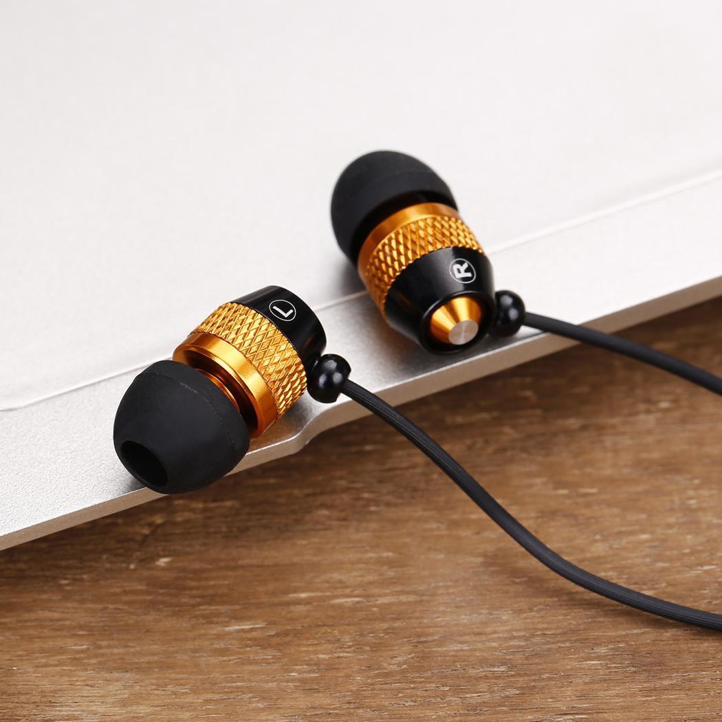 Unisex General Stereo In-Ear Earphones Earbuds Handsfree 1
