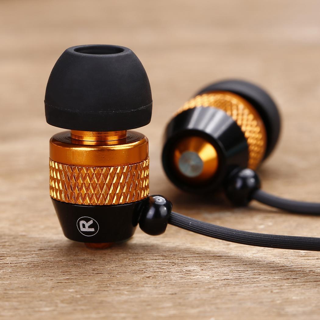 Unisex General Stereo In-Ear Earphones Earbuds Handsfree 2