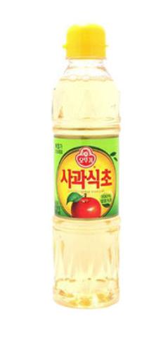奧多吉 韓國 蘋果醋 500ml