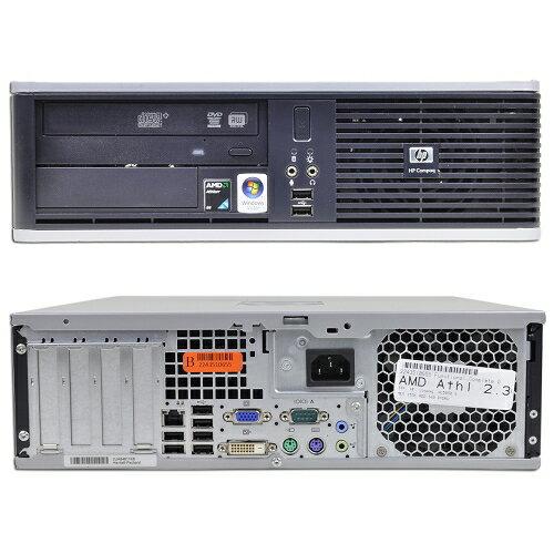 HP Compaq DC5850 Small Form Factor Athlon X2 Dual-Core 4850E 2.5GHz 4GB 1TB Win7 1