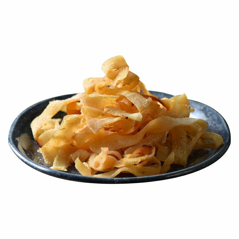 原味小卷燒 分享包(淨重130g/包) /小卷/小捲/鮮魚/海鮮/【可味肉乾】