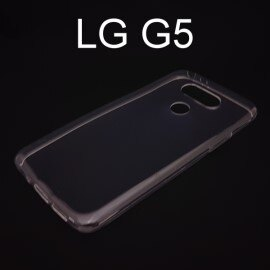 超薄透明軟殼  透明  LG H860 G5