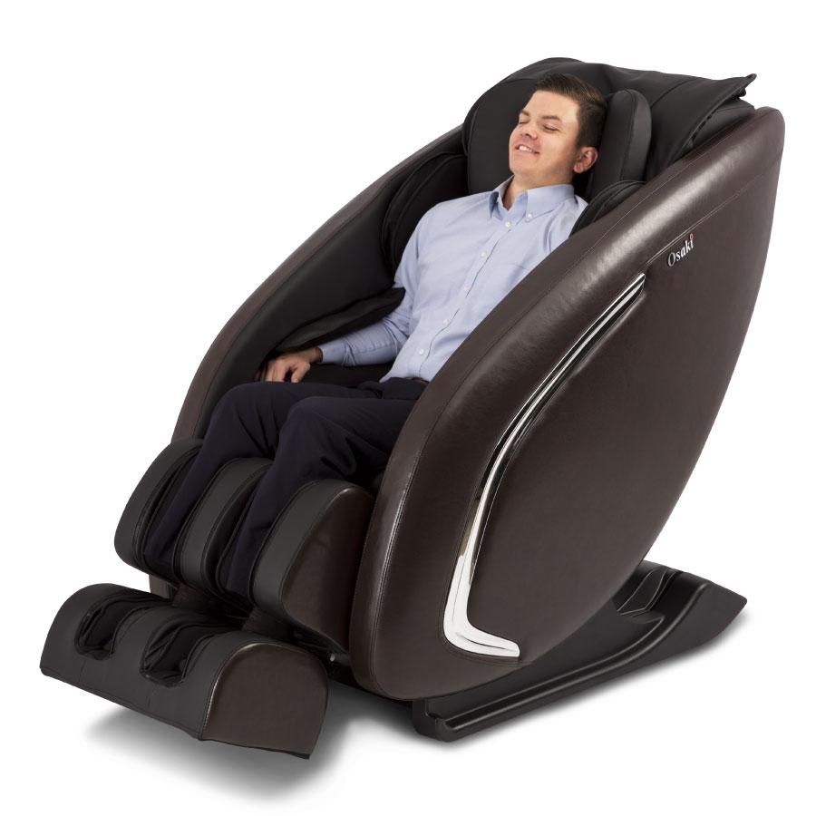 Osaki OS Apollo Premium Massage Chair (Black) 1