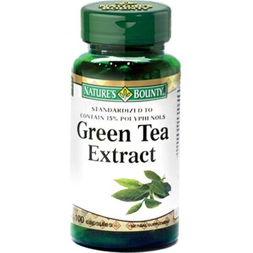 ~ ~自然之寶綠茶菁萃膠囊100顆~康是美~ ~  好康折扣
