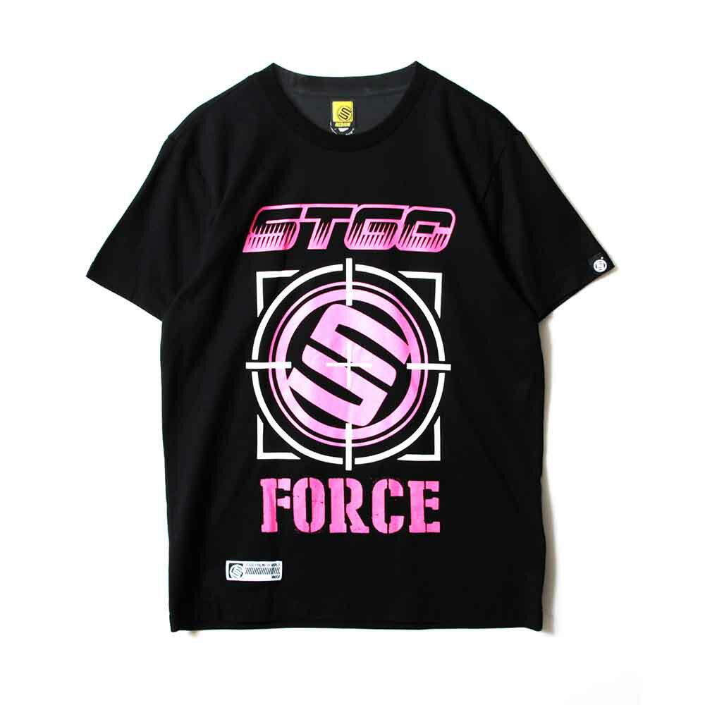 STAGE SNIPER SS TEE 黑色/粉紅色 兩色 6