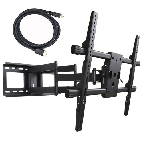 Videosecu Swing Dual Arm Tilt Swivel Full Motion Tv Wall Mount For Toshiba 40 42 46