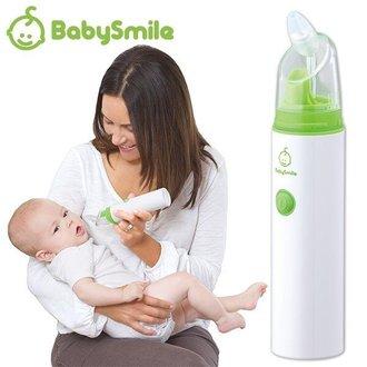 【安琪兒】日本【Babysmile】攜帶型電動吸鼻器