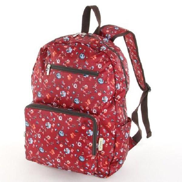 【現貨+預購】摺疊收納旅行後背包 -日本設計款多種顏色上市 0
