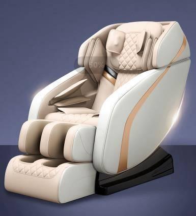 按摩椅 Chigo/志高新款AM33按摩椅家用全身太空豪華艙多功能電動小型父母