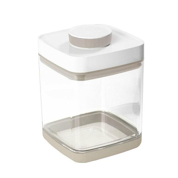 歐肯得:ANKOMNSavior真空保鮮盒2.5L-米白色