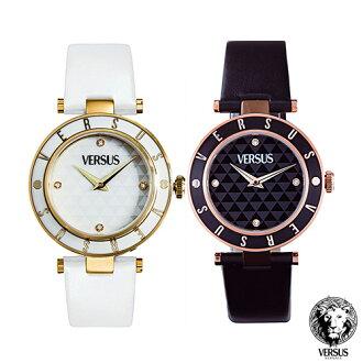 【嚴購網】VERSUS米蘭限量名流腕錶(SP802/SP803)任選