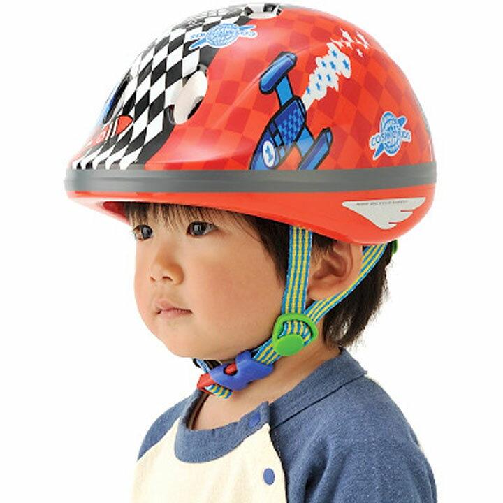 日本 OGK KABUTO 47-51cm 幼兒自行車專用安全帽 (預購)