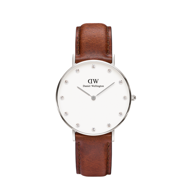 【Daniel Wellington】DW手錶CLASSY ST MAWES 34MM(免費贈送另一組表帶) 1