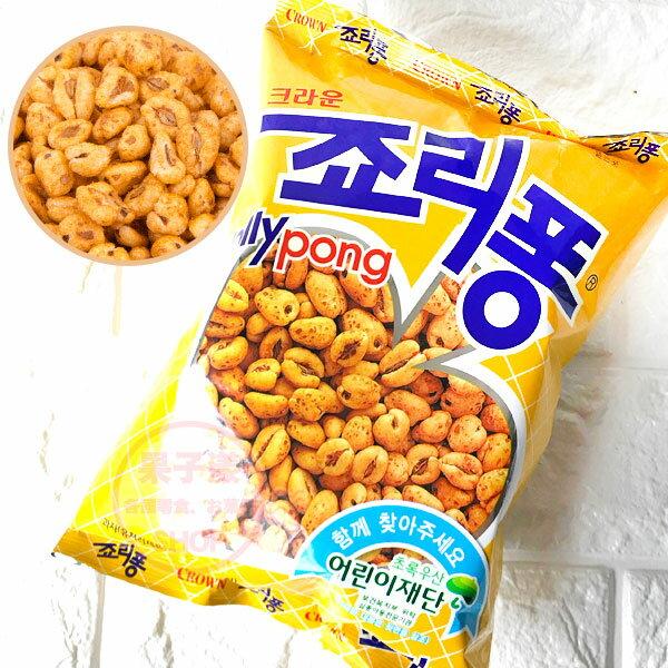 韓國CROWN皇冠原味甜麥仁[KR022]