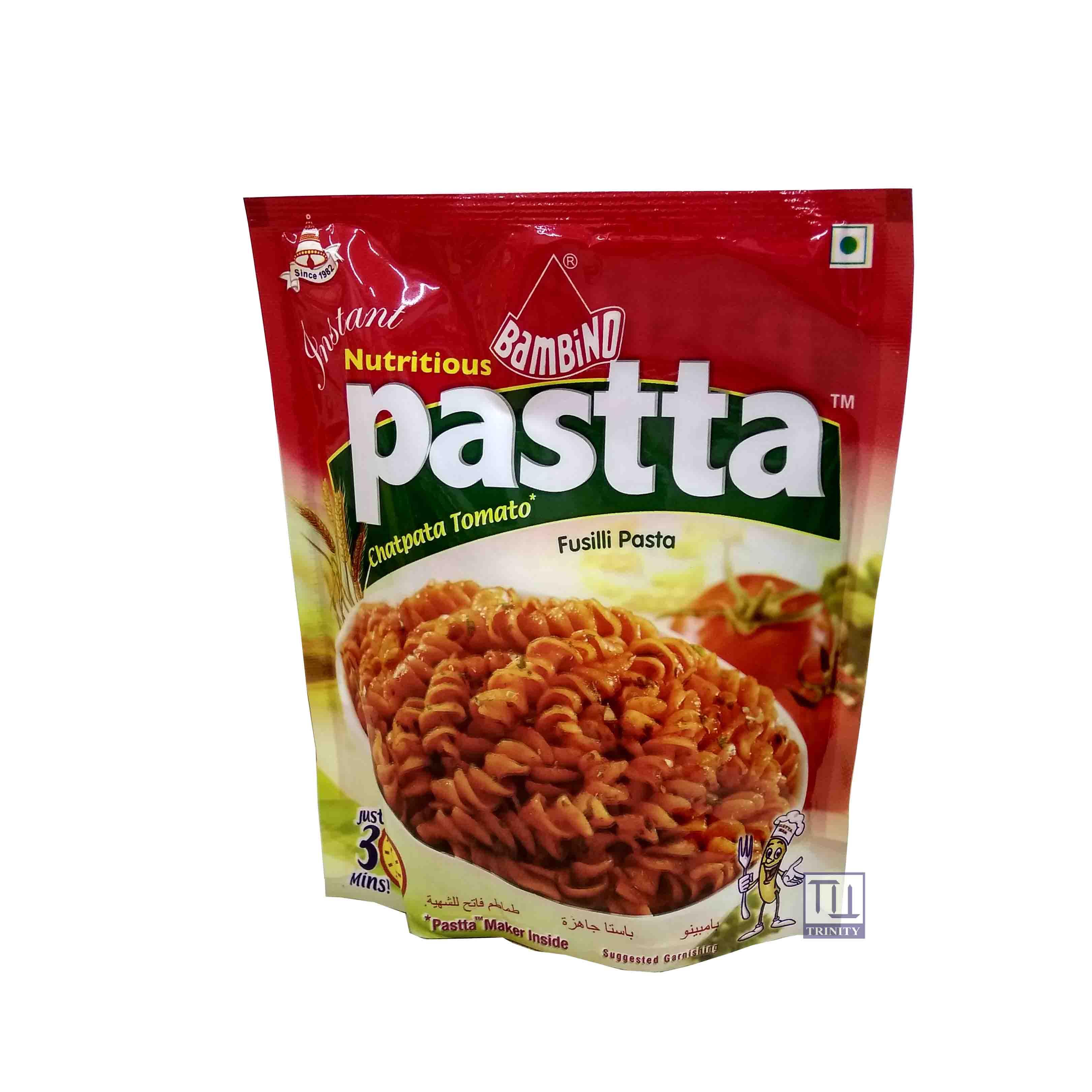 Bambino Instant Pasta Tomato Flavour 印度巴比諾即時調理粉 (蕃茄口味)