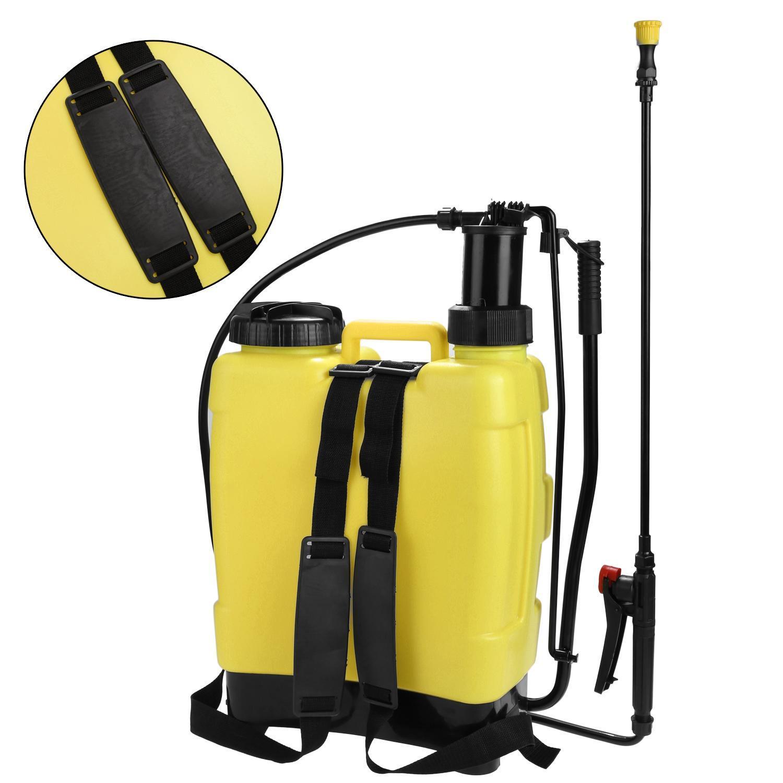 Portable Pressure Sprayer Knapsack 20L Garden Yard 2