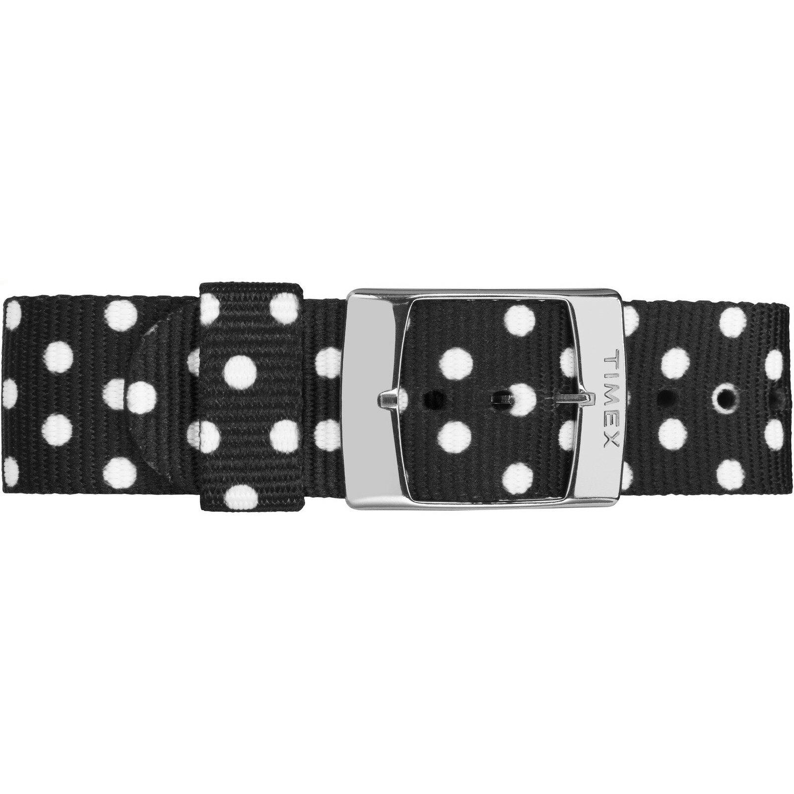 Timex Women's Weekender 38mm Reversible Nylon Strap -Black- Watch TW2P86600 2