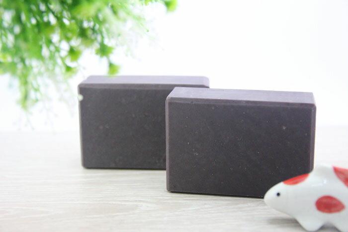 皂緣手工皂~紫草蜂蜜經典馬賽皂 一入
