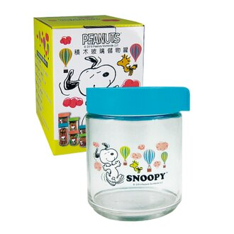 SNOOPY積木儲物罐(小)
