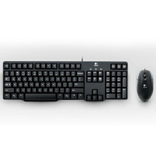 【會員限量最高現折$850】Logitech 羅技 MK100 滑鼠鍵盤組
