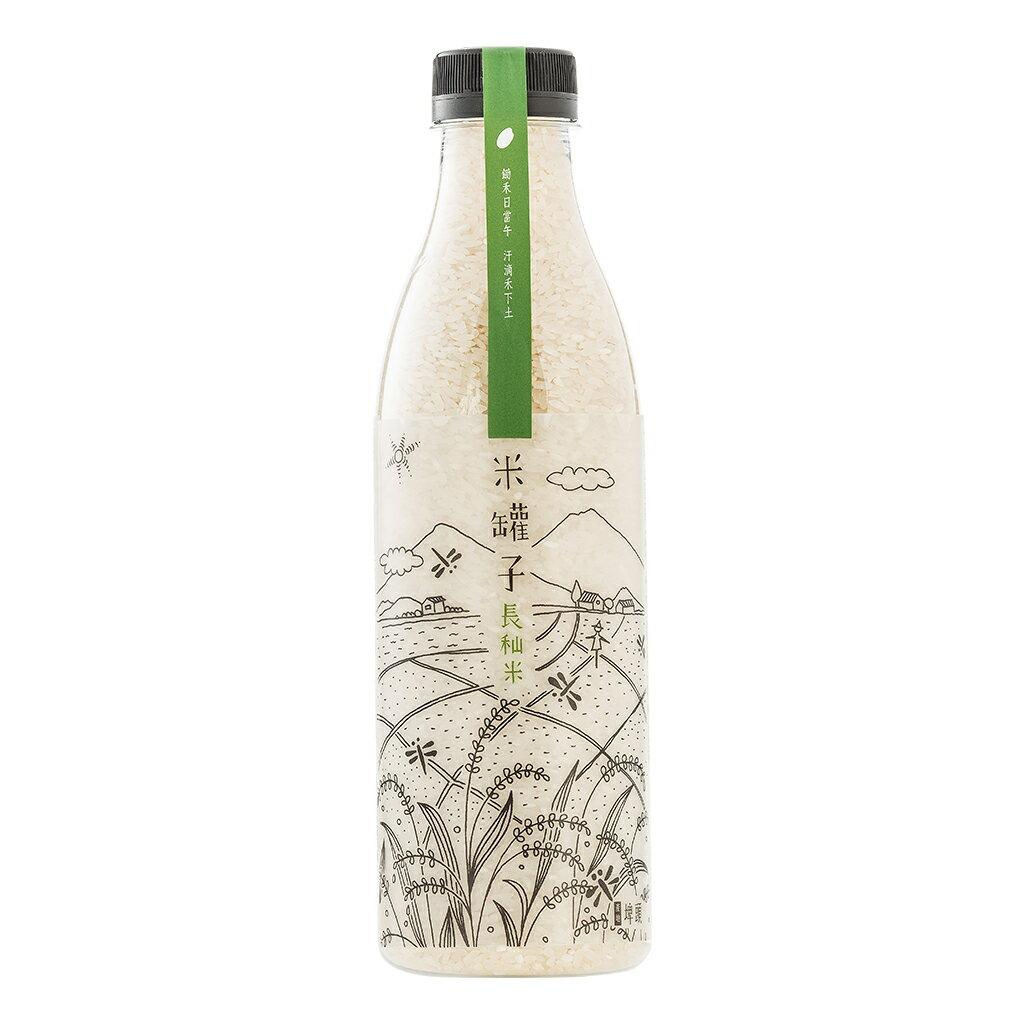 億興Since1930米罐子正宗台灣老字號香Q長秈米800g(12罐組)