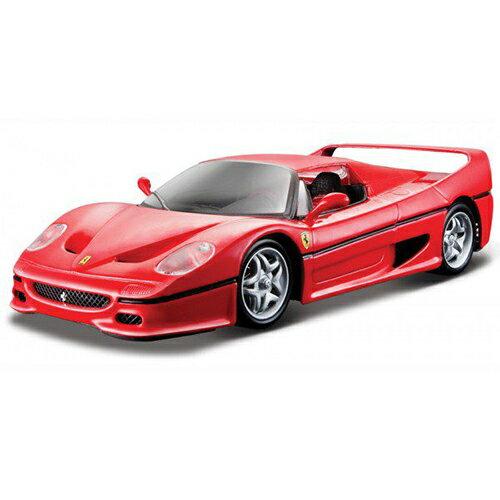 【Bburago 】模型車 1 / 24法拉利-F50 跑車 模型車 - 限時優惠好康折扣