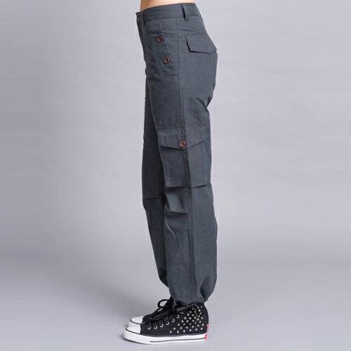 ET BOiTE 箱子  斜口袋休閒工作褲 1