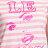 ET BOiTE 箱子  表情條紋長版T恤 1
