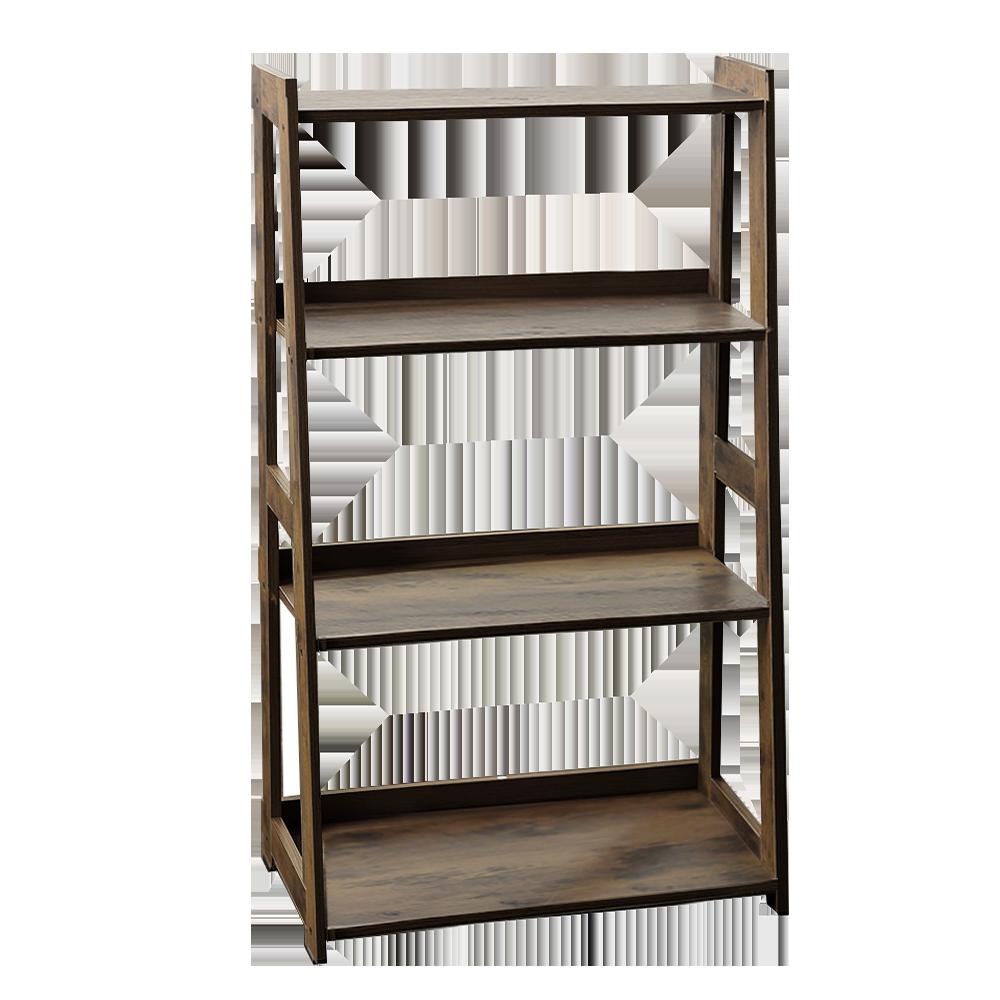 免運 收納架 置物架 實木層架 寬版 日式木質收納層架 層架斜面架 樂嫚妮【CC-AJS1112】現領優惠券更划算